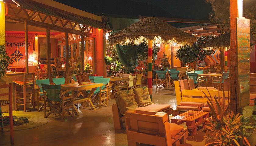 Tranquilo Beach Restaurant